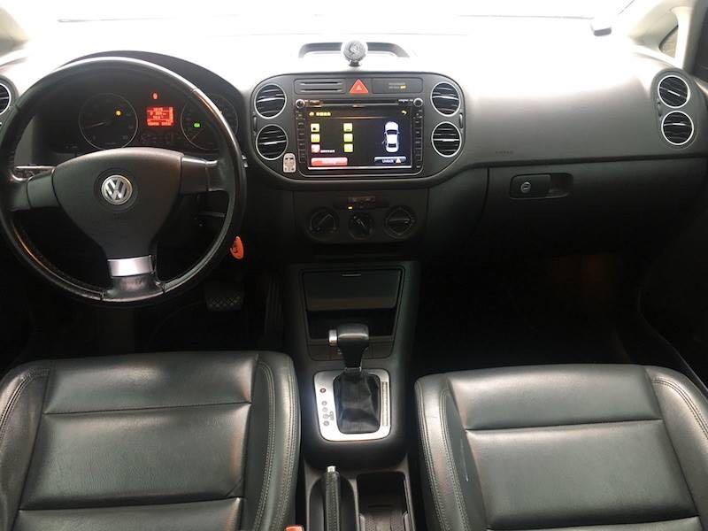2007 Volkswagen Golf Plus 1.6 高安全係數家庭小休旅··