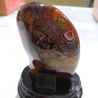 🚚 Agate stone