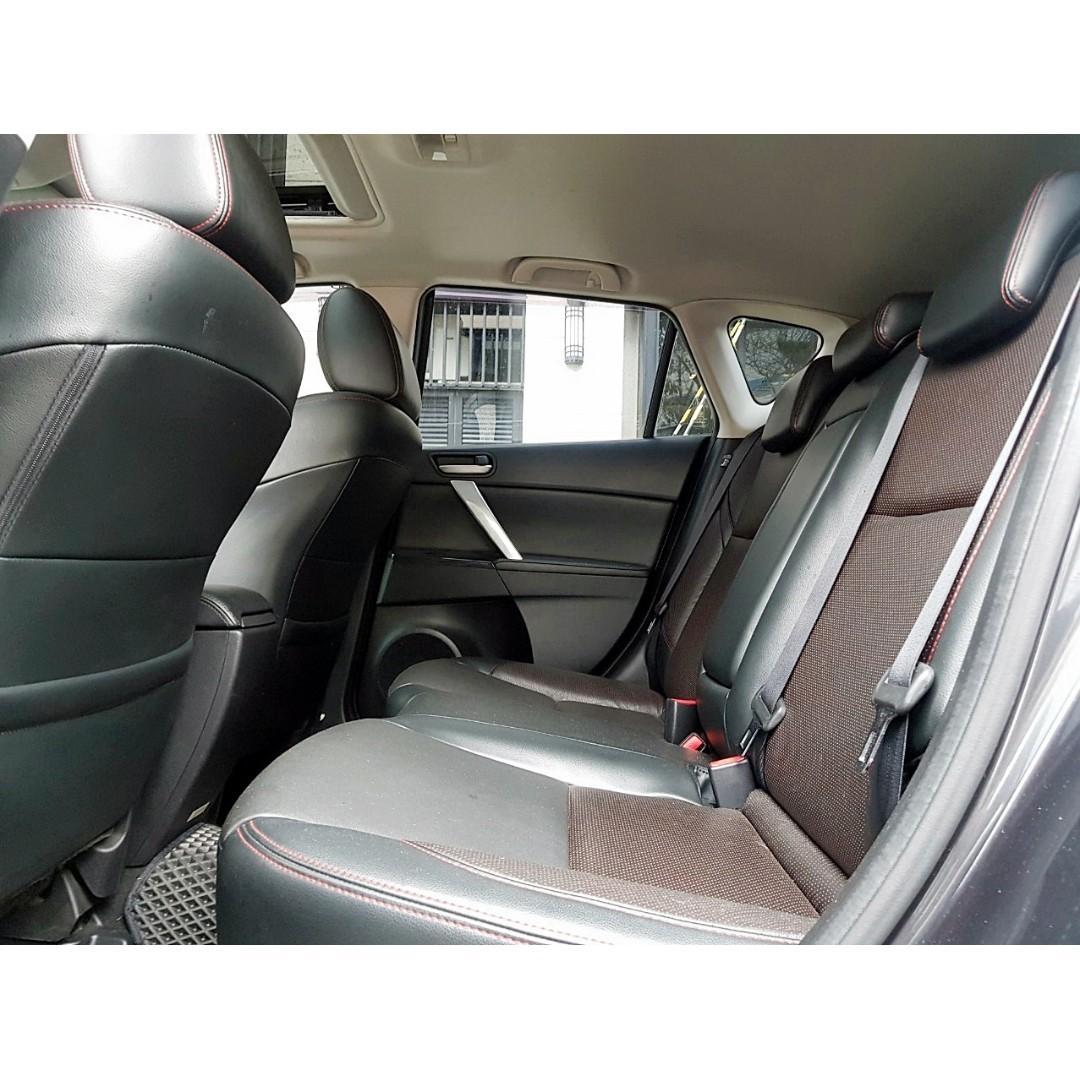 2012年 MAZDA 3 2.0S 5D 全車大包 方向盤快撥 多功能影音 全額貸款認證車
