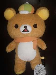 鬆弛熊公仔 日本正版
