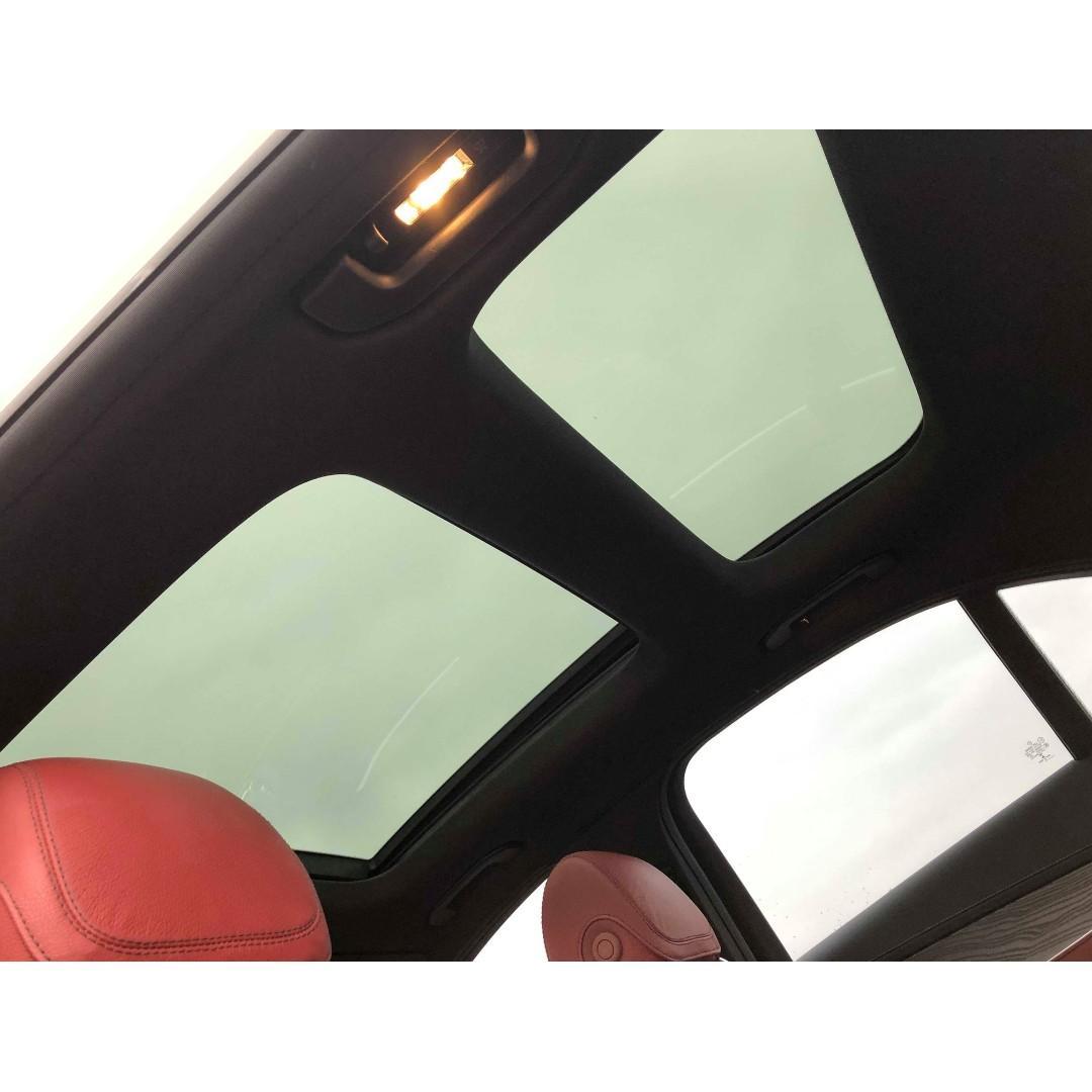 2015Benz C300 AMG 2.0L