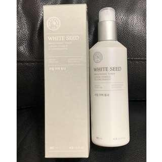 The Face Shop White Seed Brightening Toner 145mL/4.9Oz