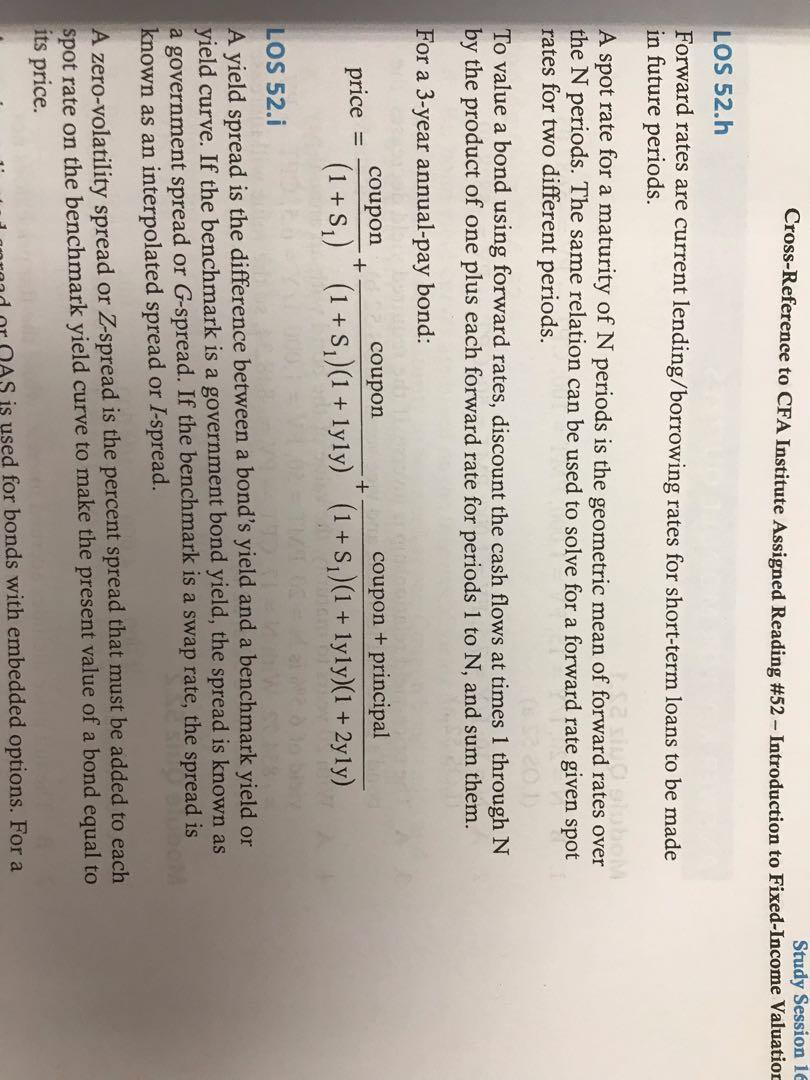 2019 CFA LEVEL 1 NOTES , Books & Stationery, Textbooks
