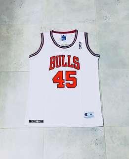 Michael Jordan 45 RARE NBA Basketball Jersey