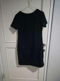 Dress Baru New warna hitam