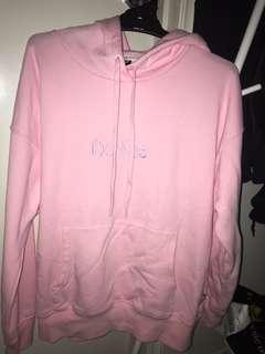 Bonds pink hoodie