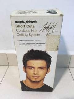 Morphy Richards Cordless Hair Cutting System