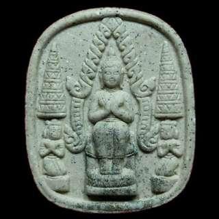 Thai Amulets - Phra Yod Khun Pon of LP Pong of Wat Jaeng