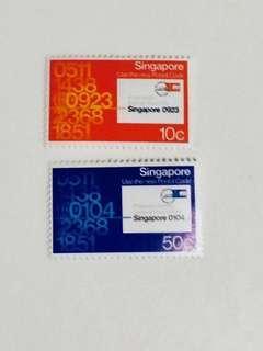Mint vintage Postage Stamps