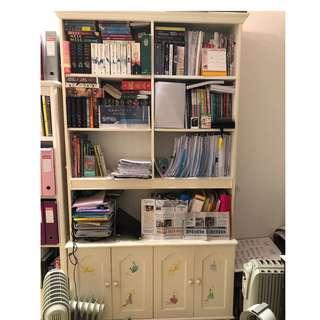 Custom Made Princess Bookshelf