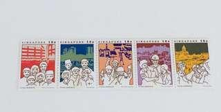 1984 Mint vintage new stamps