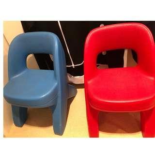 Plastic Chair for Children (2pieces)