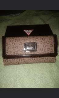 Dompet guess ori with box