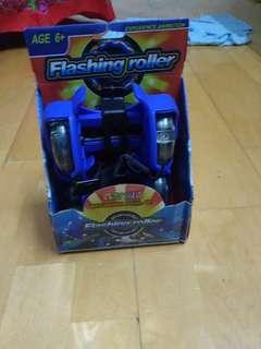 🚚 Flashing roller