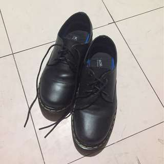 af137f36007645 Genuine Leather Shoes (Women s) - Dr. Martens 1461 look-alike