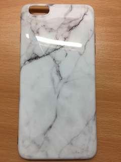 I6S+ 大理石紋手機殼