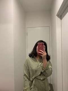 Mint Korean Shirt