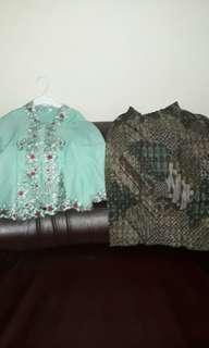 Kebaya + Rok kain Anak