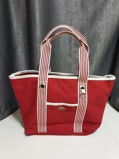 🚚 Lacoste Tote Bag