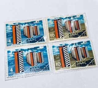 Mint 1963 Vintage Postage Stamps