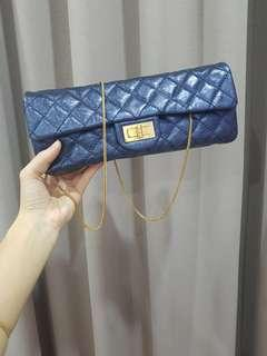 Chanel Reissue East West Flap/Clutch