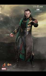 🚚 Hot Toys Loki special edition MMS231