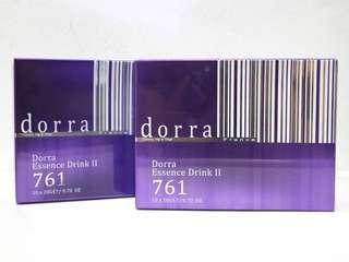 🚚 DORRA Essence Drink II 761