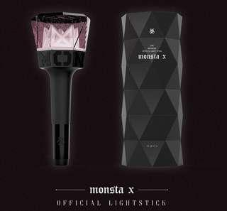 [RENTAL] Monsta X Ver 1 lightstick