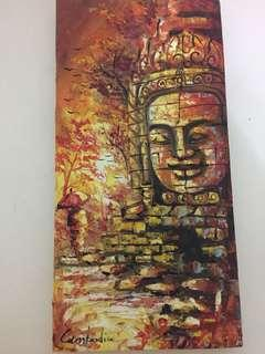 Cambodia painting