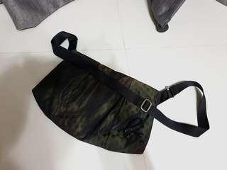 Agnes B Nylon Sling Bag