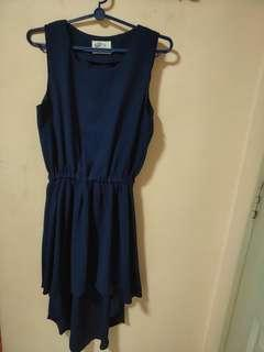 🚚 Navy Blue Dress