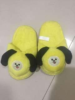Chimmy Yellow (sendal kamar)