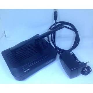 Modem Router Dasan H660GW - EX Myrepublic Second