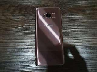 S8 rose gold