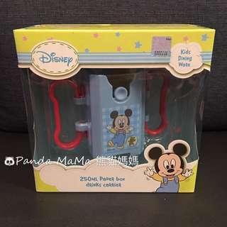 正版Disney紙包飲品摺疊扶手架
