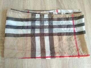 Burberry scarp style long