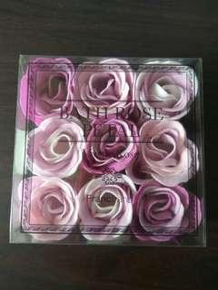 肥皂花(玫瑰花香)