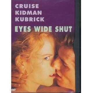 Eyes Wide Shut (CODE 1 DVD) *