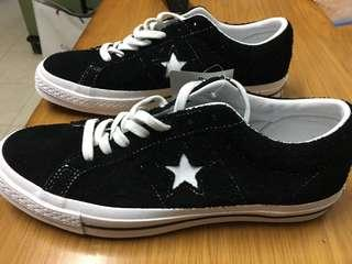 Converse one star black