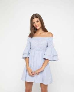 🆕Off Shoulder Dress XS