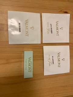 VALMONT purifying pack , make up remover , face wash ,lotion