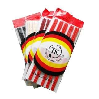 Patterned Chopsticks