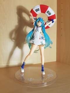 Authentic Hatsune Miku Sailor Outfit Figurine