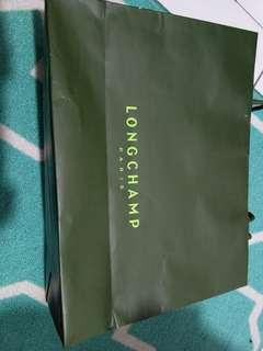 Longchamp  lepliage L preloved (original)