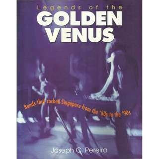 Joseph C. Pereira - Legends of the Golden Venus