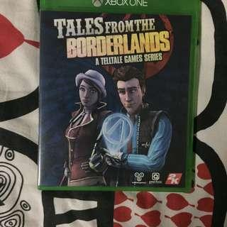 Tales From The Borderlands- XBOX ONE