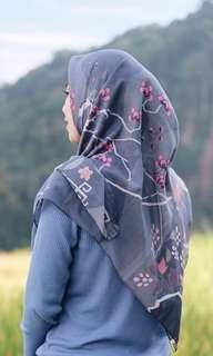 Kami idea - Raline scarf navy