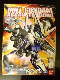Sd duel gundam seed 高達 模型