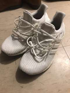ec6fb3a5c1b Men s adidas ultraboost 4.0 size 9 triple white