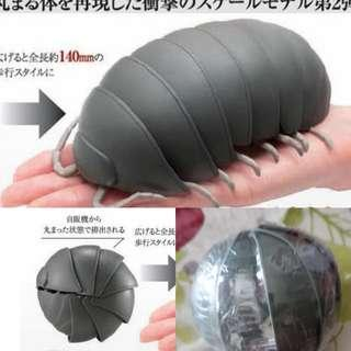 <散賣>Bandai Dango Mushi 丸蟲扭蛋第二彈